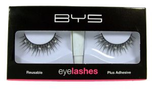 <b>Eyelashes Alternating Short Long with 5 Stones Evenly Spaced Style - No. 11<b/>